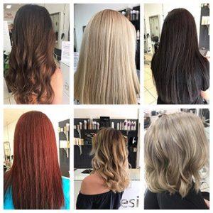 Hair Salon Rochedale South - recent clients